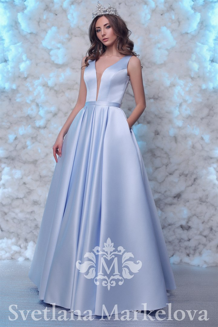 b59536557cf Марсель   Коллекция Галактика 2018   Свадебная коллекция   Коллекции    Дизайн-студия свадебных платьев Svetlana Markelova