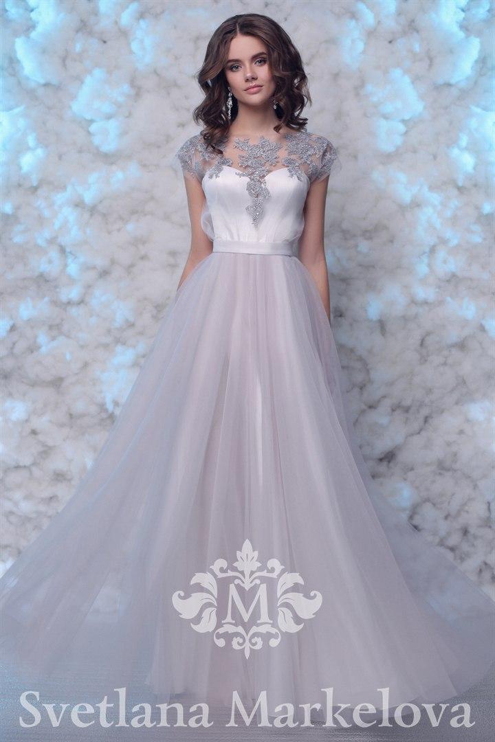 475716b7c49 Берта   Коллекция Галактика   Свадебная коллекция   Коллекции   Дизайн-студия  свадебных платьев Svetlana Markelova