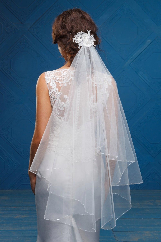 Фату для невесты своими руками 474